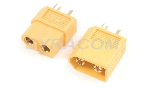 CONNECTEUR DORE XT 60 GF-1003-001