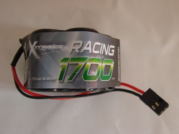 batterie racing 1700 xtronics