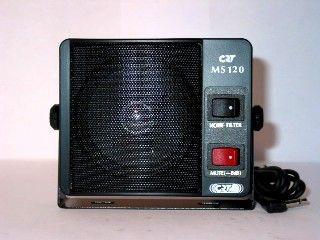 HAUT PARLEUR MS120 SYRACOM RADIOCOMMUNICATION ESLETTES