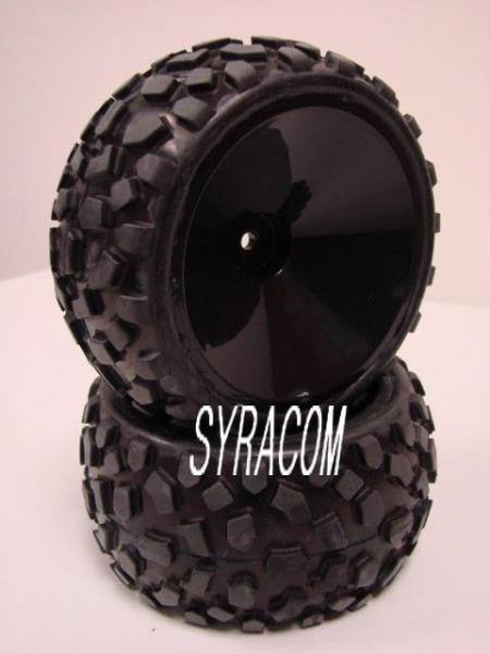ROUES TRUGGY VOITURE SYRACOM MODELISME ESLETTES ROUEN
