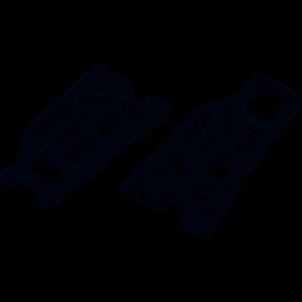 paire de triangle T4900 18 T2M SYRACOM MODELISME ESLETTES ROUEN NORMANDIE