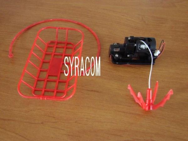 TREUIL POUR SPACE Q4 SYRACOM MODELISME
