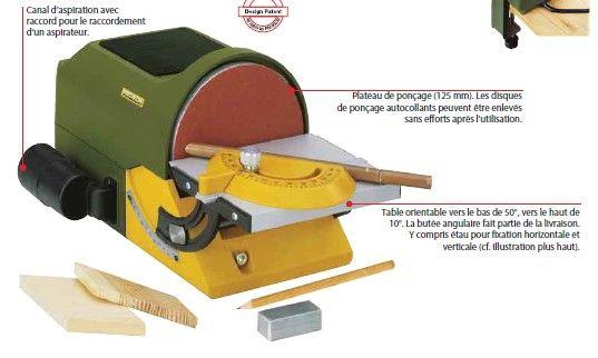 PONCEUSE A DISQUE TG 125 SYRACOM MODELISME ESLETTES ROUEN