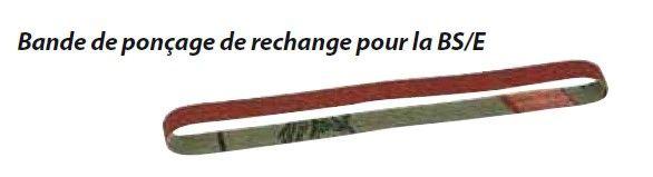 BANDE DE PONCAGE POUR BSE GRAIN 80 120 180 SYRACOM PROXXON  MODELISME MAQUETTE AVION HELICO PLANEUR BALSA
