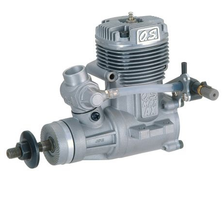 moteur thermique OS46AXII 15490 os engine syracom modelisme aeromodelisme eslettes avion radiocommande