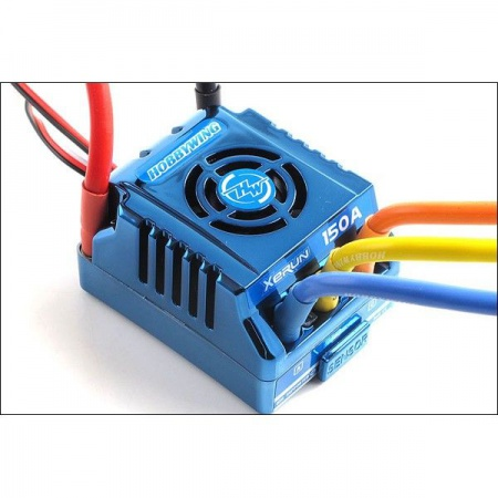 xerun-150a-sd-v1-blue-VARIATEUR HW81020260 SYRACOM MODELISME ESLETTES VOITURE AVION MAQUETTES