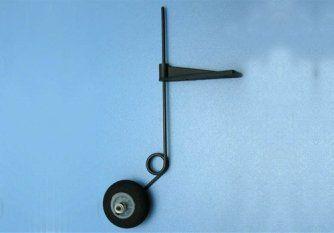 ROULETTE DE queue avion syracom modélisme eslettes rouen voiture maquette  planeur balsa