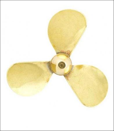 146l_raboesch_brass_propeller-2 HELICE BATEAU LAITON SYRACOM MODELISME ESLETTES ROUEN