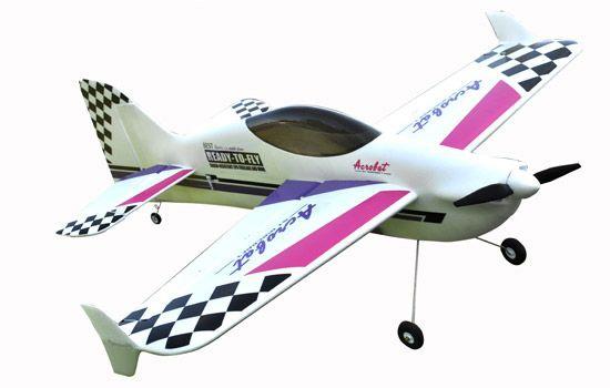 ACROBAT 3D AVION RADIOCOMMANDE MAQUETTE SYRACOM MODELISME ESLETTES T4586 READY TO FLY