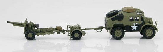 BRITICH QUAD GUN MAQUETTE ARMEE GUERRE SYRACOM MODELISME ESLETTES 1 72