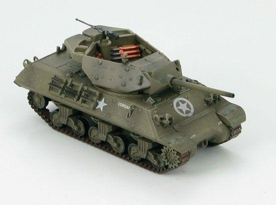 HM US M10 TANK DESTROYER 1944 CHAR RADIOCOMMANDE SYRACOM MODELISME ESLETTES MINIATURES