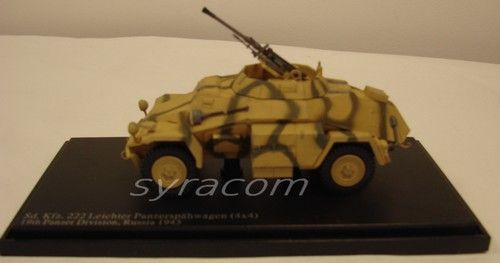 german light armored vehicule armee char tank syracom modelisme eslettes