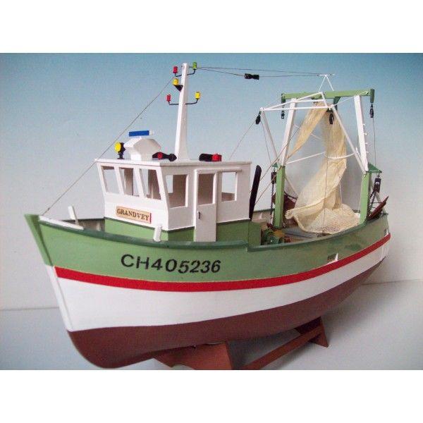 chalutier_grand_vey_soclaine_gv1800_maquette_bois_bateau_syracom_modelisme_eslettes_rouen_haute_normandie
