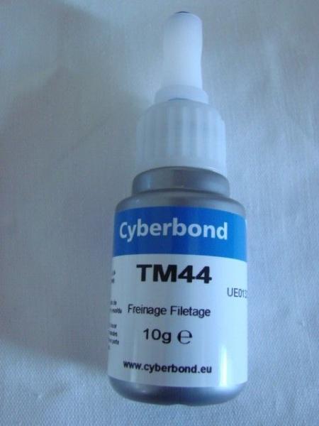 FREIN FILET BLEU CYBERBOND TM44 FILETAGE SYRACOM MODELISME ESLETTES ROUEN AVION MAQUETTE BOIS BALSA BATEAU
