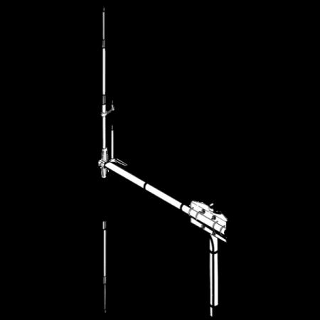 ANTENNE SD 27 DIPOLE SIRIO CRT VS 000216 2105301.00 SYRACOM RADIOCOMMUNICATION ESLETTES