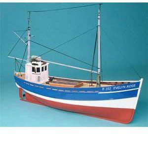 bateau maquette a construire EVELYN ROSE SYRACOM MODELISME ESLETTES ROUEN AVION HELICO QUADRICOPTERE