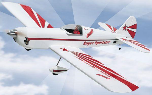 avion radiocommande giant super sportster s1711044 syracom modelisme avion thermique eslettes rouen