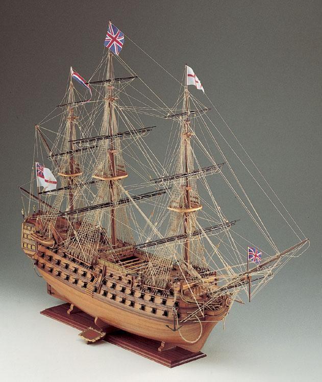 maquette bateau a construire balsa bois voilier victory 72001023 syracom modelisme eslettes rouen
