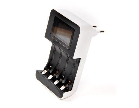 chargeur t1259 smart écran LCD charge rapide Ni MH  AA AAA delta peak syracom modélisme eslettes rouen normandie