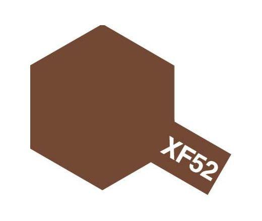 peinture maquette xf52 flat earth marron clair terre acrylique syracom modélisme eslettes bateau char voiture avion