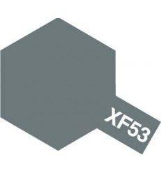 peinture maquette xf53 acrylique neutral grey gris char voiture bateau avion  syracom modelisme eslettes rouen normandie