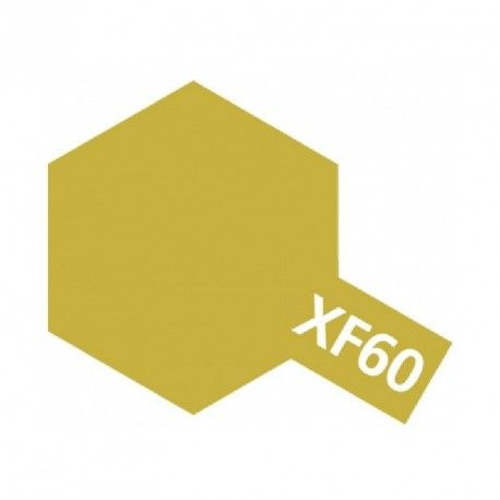 peinture  tamiya maquette XF60 dark yellow  acrylique char bateau voiture avion bois syracom modelisme eslettes rouen normandie