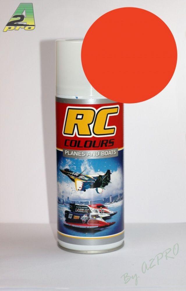 PEINTURE MAQUETTE PLANES AND BOATS AVION BATEAU RC 22 RED ROUGE