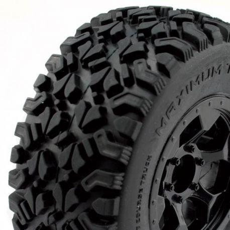 pneus optimo buggy echelle 1 10ème gros crampons HT470 VOITURE THERMIQUE OU ELECTRIQUE SYRACOM MODELISME VOITURE CAMION BATEAU VOILIER QUADROCOPTERE