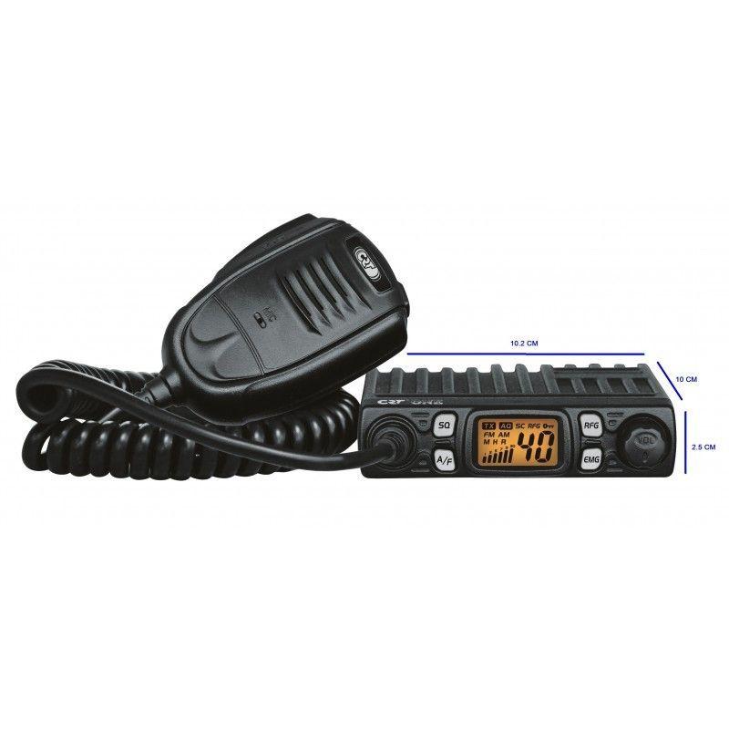 CRT ONE N POSTE CIBI SYRACOM RADIOCOMMUNICATION TX1010
