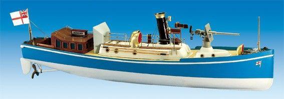 bateaux HMS RENOWN NAVIRE DE GUERRE MAQUETTE BOIS A CONSTRUIRE SYRACOM MODELISME ESLETTES S052604