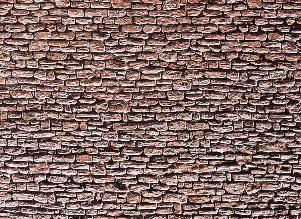 PLAQUE ARDOISE  MUR PAVE ROUTE FALLER 170618 DECORATION CONSTRUCTION MAQUETTE  SYRACOM MODELISME  ESLETTES ROUEN