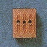 POULIE BOIS 3 TROUS 5-7-10 mm ACCASTILLAGE BATEAU COREL ITB128  ITB130  ITB132  SYRACOM MODELISME ESLETTES ROUEN NORMANDI