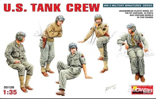 maquette conducteur char us panzer crew 6465126 miniart echelle SYRACOM MODELISME ESLETTES ROUEN NORMANDIE 1