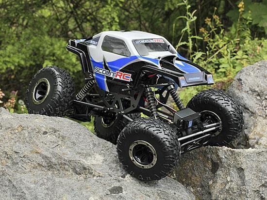 scout rc crawler 4wd 2.4g voiture radiocommandee syracom modelisme eslettes rouen normandie 1500MV12501