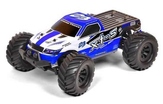 PIRATE XT-S T4941 VOITURE RADIOCOMMANDEE RACING TRUCK T2M SYRACOM MODELISME ESLETTES ROUEN NORMANDIE