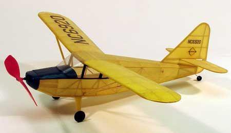 AVION MAQUETTE A CONSTRUIRE  STINSON VOYAGER 203 SYRACOM MODELISME ESLETTES ROUEN NORMANDIE DUMAS AIRCRAFT FLYING MODEL