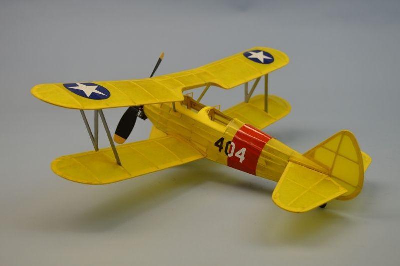 STEARMAN PT-17 AVION MAQUETTE A CONSTRUIRE DUMAS AIRCRAFT FLYING MODEL 239 SYRACOM MODELISME ESLETTES ROUEN NORMANDIE