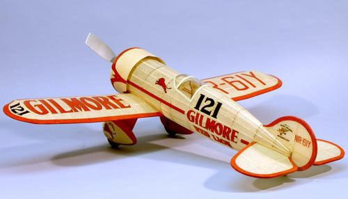 MAQUETTE AVION GILMORE RED LION RACER DUMAS ARICRAFT FLYING MODEL 402 LASER SYRACOM MODELISME ESLETTES ROUEN NORMANDIE