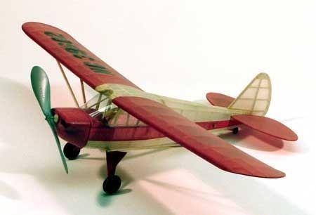MAQUETTE PIPER JU-E CUB COUPE 202 FLYING MODEL DUMAS KIT SYRACOM MODELISME ESLETTES ROUEN NORMANDIE