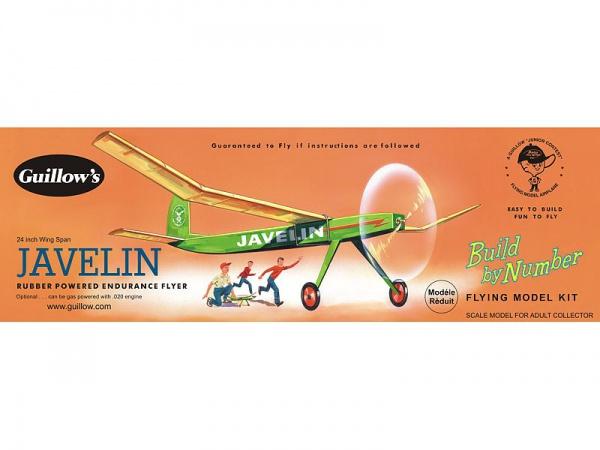 JAVELIN 603 MAQUETTE AVION A CONSTRUIRE FLYNG MODEL KIT SYRACOM MODELISME ESLETTES ROUEN NORMANDIE
