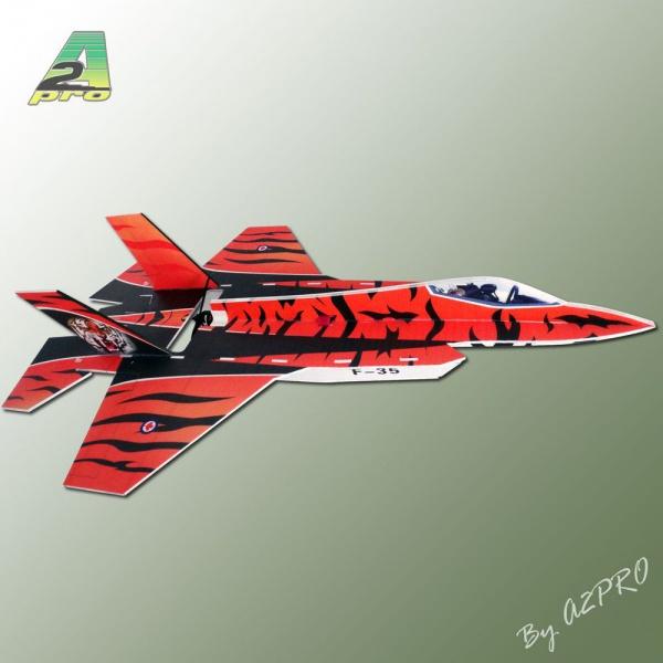 AVION RADIOCOMMANDE INDOOR PRO-TRONIK F-35 100189 SYRACOM MODELISME ESLETTES ROUEN NORMANDIE