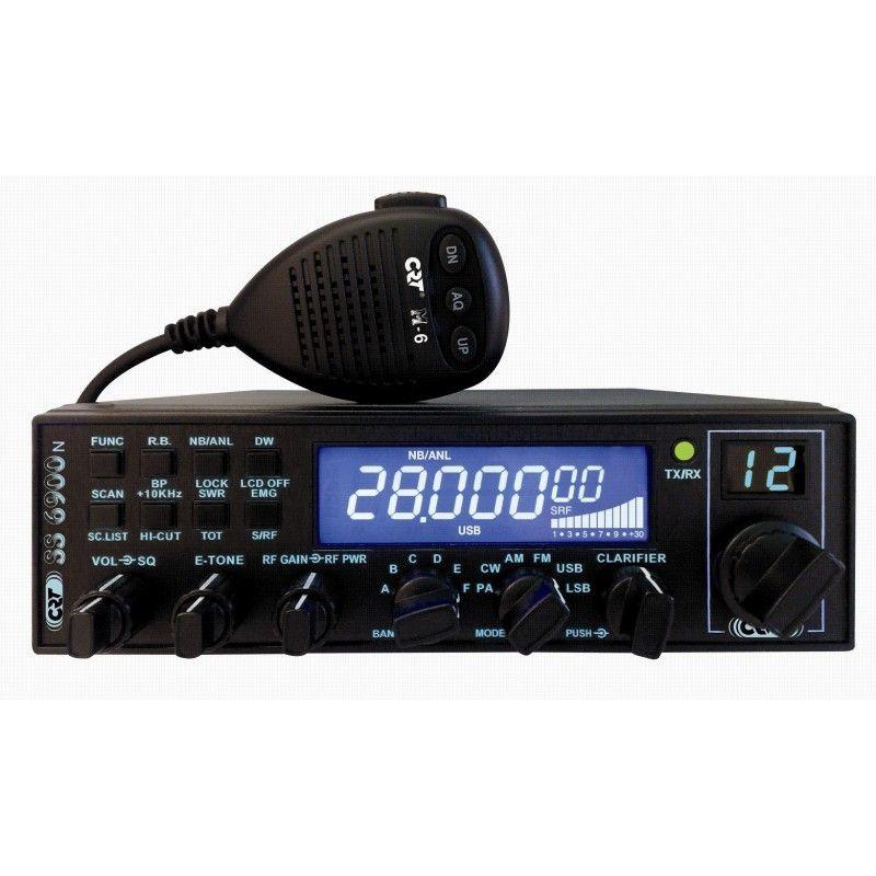 POSTE CIBI CRT SS6900N  SYRACOM MODELISME RADIOCOMMUNICATION ESLETTES ROUEN NORMANDIE LE HAVRE