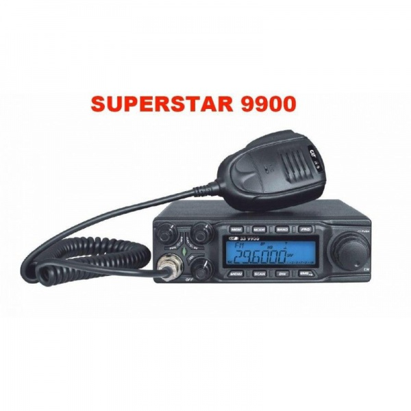 POSTE CIBI CRT SS9900  SYRACOM MODELISME RADIOCOMMUNICATION ESLETTES ROUEN DIEPPE NORMANDIE