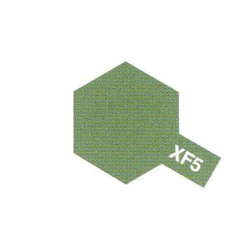 PEINTURE TAMIYA XF5 FLAT GREEN VERT MAT MAQUETTE SYRACOM MODELISME ESLETTES ROUEN NORMANDIE BATEAUX VOITURES AVIONS