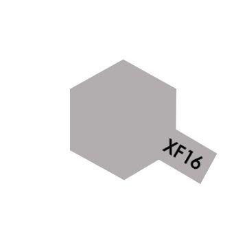 XF16 PEINTURE TAMIYA ALUMINIUM MAT  MAQUETTE SYRACOM MODELISME ESLETTES ROUEN NORMANDIE BATEAUX VOITURES AVIONS
