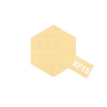 PEINTURE TAMIYA XF15 FLAT FLESH CHAIR MAT  MAQUETTE SYRACOM MODELISME ESLETTES ROUEN NORMANDIE BATEAUX VOITURES AVIONS