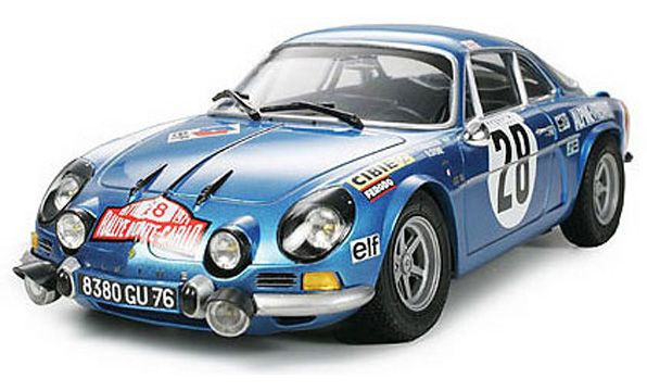 alpine renault a110 maquette a construire a peindre 24278 tamiya  syracom modelisme eslettes rouen normandie