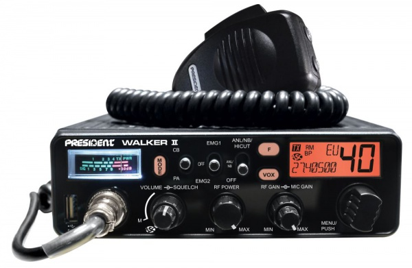 POSTE CIBI WALKER II ASC TXPR100 PRESIDENT SYRACOM RADIOCOMMUNICATION ROUEN ESLETTES NORMANDIE