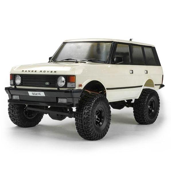 voiture crawler 1-10ème  land rover range rover syracom modelisme eslettes rouen normandie maquette CARI 78568