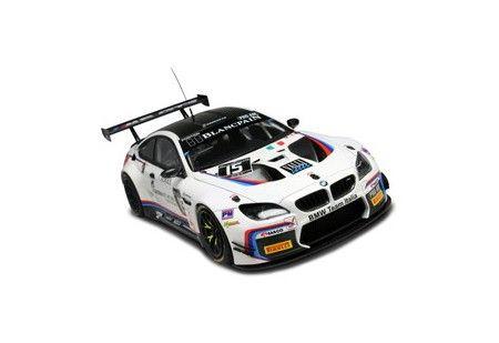 MAQUETTE VOITURE BMW M6 GT3 MONZA A COLLER NU24003 SYRACOM MODELISME ESLETTES ROUEN NORMANDIE